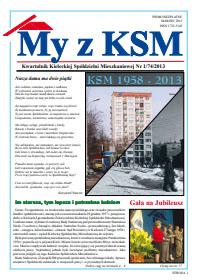 My z KSM marzec 2013