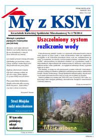 My z KSM marzec 2014