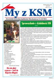 My z KSM maj 2011