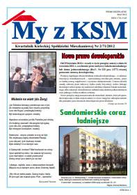 My z KSM maj 2012