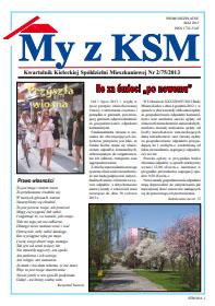 My z KSM maj 2013