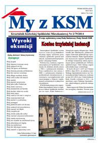 My z KSM maj 2014