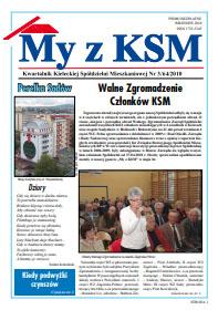 My z KSM wrzesień 2010