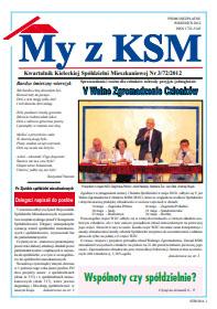 My z KSM wrzesień 2012