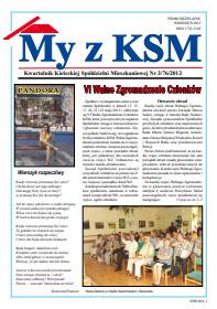 My z KSM wrzesień 2013