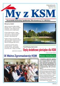My z KSM wrzesień 2016