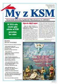My z KSM grudzień 2015