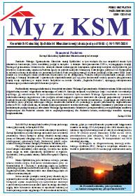 My z KSM październik 2020